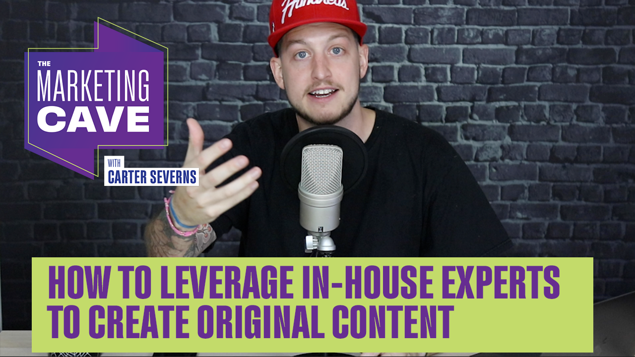 The Mktg cave - leverage experts - thumbnail